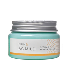 Крем Holika Holika Skin  AC Mild Sebum X Mirror Cream (Объем 60 мл)