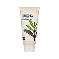 Пенка Holika Holika Daily Garden Green Tea Fermentation Cleansing Foam (Объем 300 мл)
