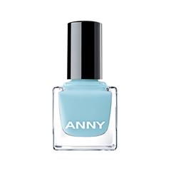 Лак для ногтей ANNY Cosmetics Enjoying The Waves Collection 390 (Цвет 390 Blue Love variant_hex_name 98C7D7)