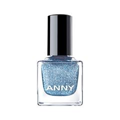 Лак для ногтей ANNY Cosmetics Gоes Route 66 Collection 696 (Цвет 696 Highway to Heaven variant_hex_name 6795B4)
