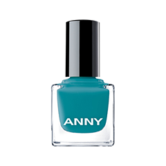 Лак для ногтей ANNY Cosmetics High Heel Lovers In N.Y. Collection 381.20 (Цвет 381.20 Addicted to Shoes variant_hex_name 00828F)