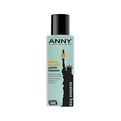 Средства для снятия лака ANNY Cosmetics Liberty for Nails - Polish Remover (Объем 125 мл)