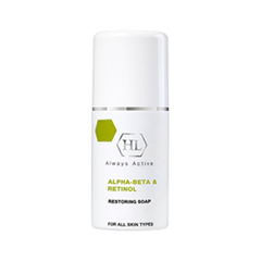 Антивозрастной уход Holy Land Жидкое мыло Alpha-Beta  Retinol Restoring Soap (Объем 125 мл)