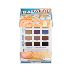 ���� ��� ��� theBalm Balmsai� Eyeshadow and Brow Palette