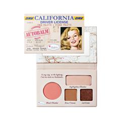 цена на Многофунциональные theBalm Палетка AutoBalm California Face Palette