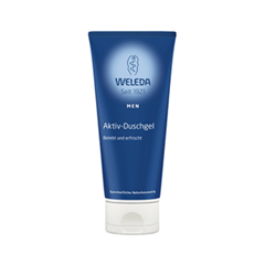 Гель для душа Weleda Active Gel for Men (Объем 200 мл)