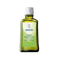 От целлюлита Weleda Антицеллюлитное масло Birch Cellulite Oil (Объем 200 мл)