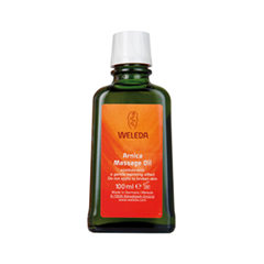 Масло для массажа Weleda Arnica Massage Oil (Объем 100 мл)