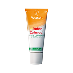Зубная паста Weleda Childrens Tooth Gel (Объем 50 мл)