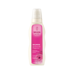 цена на Молочко Weleda Wild Rose Pampering Body Lotion (Объем 200 мл)