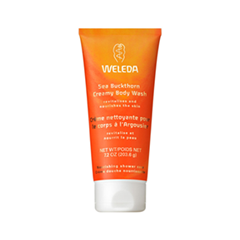 Гель для душа Weleda Sea Buckthorn Creamy Body Wash (Объем 200 мл)