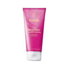 цена на Гель для душа Weleda Wild Rose Creamy Body Wash (Объем 200 мл)