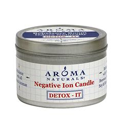 Ароматическая свеча Aroma Naturals Detox It - Man Cave Mini Tin (Объем 80 г)