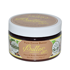 Лифтинг и омоложение Aroma Naturals Масло Pure Cocoa Butter (Объем 95 г)