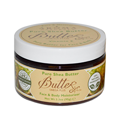 Лифтинг и омоложение Aroma Naturals Масло Pure Shea Butter (Объем 95 г)