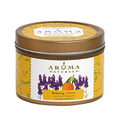 ������������� ����� Aroma Naturals Relaxing � Soy Vegepure Mini Tin (����� 80 �)