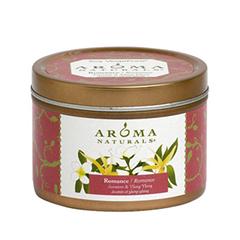 Ароматическая свеча Aroma Naturals Romance  Soy Vegepure  Small Tin (Объем 80 г)
