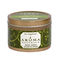 ������������� ����� Aroma Naturals Vitality - Soy Vegepure - Small Tin (����� 80 �)