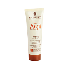 CC крем Natures Arga CC Cream Viso Uniformante SPF15 (Цвет Medio-Scuro variant_hex_name EFC89E)