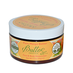 ���� Aroma Naturals ����� Pure Mango Butter (����� 95 �)