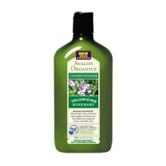 Кондиционер Avalon Organics Кондиционер Rosemary Volumizing Conditioner (Объем 325 мл) avalon organics кондиционер с комплексом биотина avalon organics biotin b complex thickening conditioner av36122 400 мл