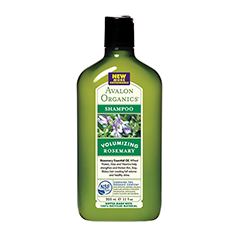 Шампунь Avalon Organics Rosemary (Объем 325 мл) лосьон avalon organics rosemary объем 360 мл