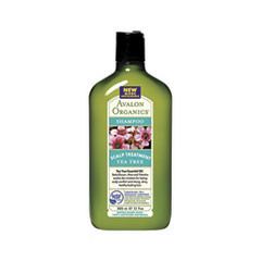 Шампунь Avalon Organics Tea Tree Scalp Treatment Shampoo (Объем 325 мл)
