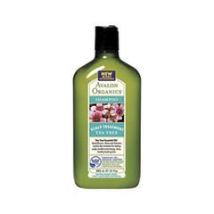 Шампунь Avalon Organics Tea Tree Scalp Treatment Shampoo (Объем 325 мл) avalon organics anti dandruff shampoo объем 400 мл