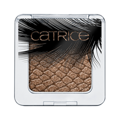 Тени для век Catrice Feathered Fall. Luxury Eyeshadow C03 (Цвет C03 Ostrich's Frock variant_hex_name 906950)