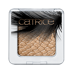 Тени для век Catrice Feathered Fall. Luxury Eyeshadow C04 (Цвет C04 Plain Plumage variant_hex_name D5A175)