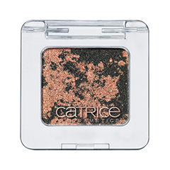Тени для век Catrice Metallure. Metallic Marbled Eye Shadow C02 (Цвет C02 Metalfusion variant_hex_name D39A7D)