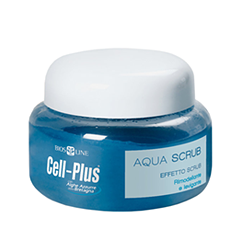 От целлюлита Cell-Plus Скраб для тела Cell-Plus Aqua Scrub (Объем 650 мл) скраб aqua mineral total silk body scrub forest dreams 475 гр