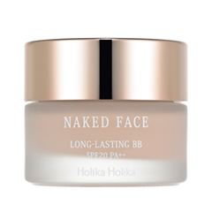 BB ���� Holika Holika Naked Face Long-lasting BB SPF20 PA++ 23 (���� 23 ����������� �������)