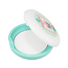 Пудра Holika Holika Sweet Cotton Sebum Clear Pact 01 (Цвет 01 Pure White variant_hex_name EEEEEE)