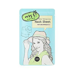 Тканевая маска Holika Holika After Trip Mask Sheet