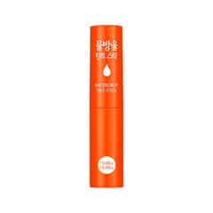 ���� ��� ��� Holika Holika Waterdrop Tint Stick 03 (���� 03 Waterdrop Orange)