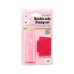 Дизайн ногтей Konad Набор для стемпинга Double Side Stamp Set