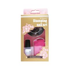 Дизайн ногтей Konad Набор для стемпинга Stamping Set