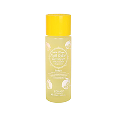 Средства для снятия лака Konad Nail Protection 100 - Lemon (Объем 100 мл)