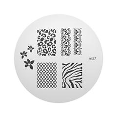 Konad Диск для стемпинга Image Plate M57