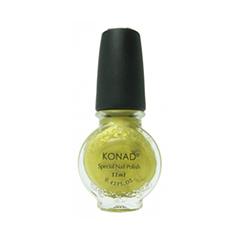Лак для ногтей Konad Special Nail Polish S04 11 мл (Цвет S04 Gold variant_hex_name DEDF8F)