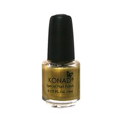 Лак для ногтей Konad Special Nail Polish S04 5 мл (Цвет S04 Gold variant_hex_name C79438)