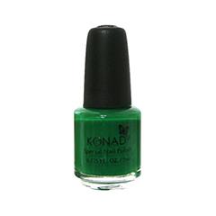 Лак для ногтей Konad Special Nail Polish S09 5 мл (Цвет S09 Green variant_hex_name 0C4D23)