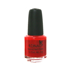 Лак для ногтей Konad Special Nail Polish S15 5 мл (Цвет S15 Red variant_hex_name FC1E19) повседневный лак konad regular nail polish konad psyche green