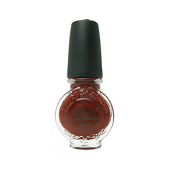 Лак для ногтей Konad Special Nail Polish S16 11 мл (Цвет S16 Wine Red variant_hex_name 67291C)