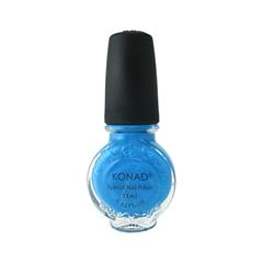 Лак для ногтей Konad Special Nail Polish S21 11 мл (Цвет S21 Sky Pearl variant_hex_name 218CDA)