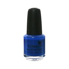 Лак для ногтей Konad Special Nail Polish S22 5 мл (Цвет S22 Blue variant_hex_name 132C6F)