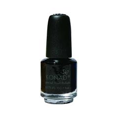 Лак для ногтей Konad Special Nail Polish S25 5 мл (Цвет S25 Black variant_hex_name 080C0F)