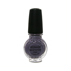 Лак для ногтей Konad Special Nail Polish S29 11 мл (Цвет S29 Light Gray variant_hex_name 3D3948) janet