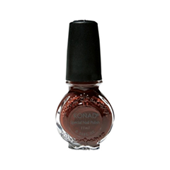 Лак для ногтей Konad Special Nail Polish S32 11 мл (Цвет S32 Chocolate variant_hex_name 301E1A)  повседневный лак konad regular nail polish konad solid orange